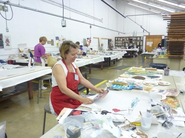 Hollie heller 39 s art retreat tamarindo arrowmont school of for Arrowmont school of arts and crafts